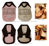 sheyhers kisses dog tee