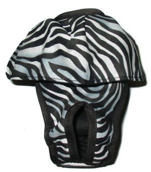 Zebra Dog Panties