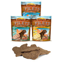 ZukesZ-Filets Natural Dog Treats