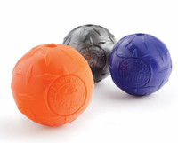 Planet Dog Orbee-Tuff Diamond Plate Ball