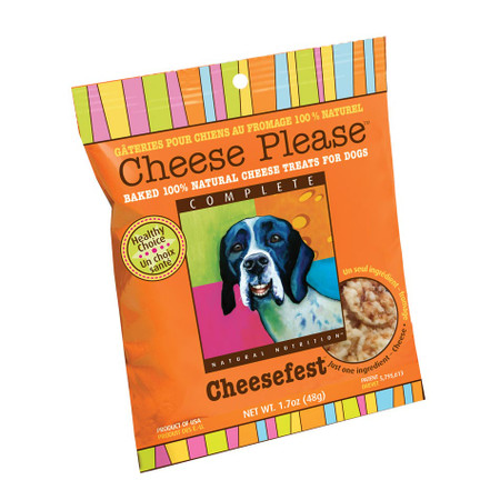 Cheese Please Dog Treats