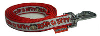 Betty Boop White Dog Leash