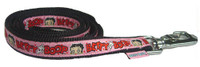 Betty Boop Pink Dog Leash