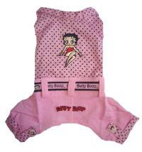Betty Boop Pink Polkadot Jumper