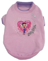 Betty Boop All About Me Tee