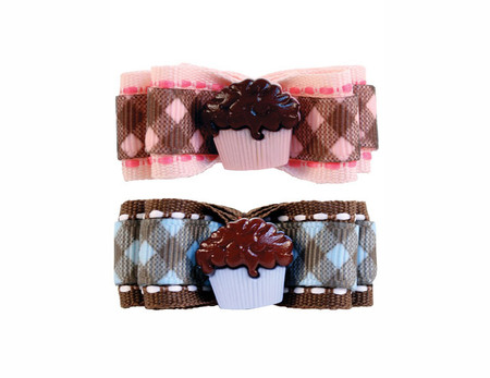 Yummy Cupcake Hair Barrette