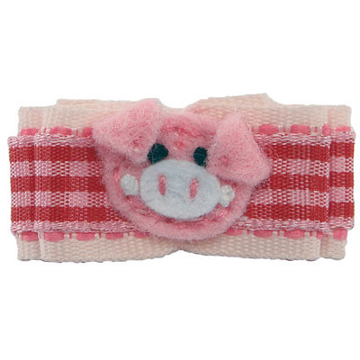 Little Piggy Hair Barrette