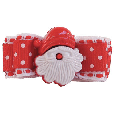 Sweet Santa Hair Barrette