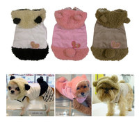 Paris Erotica Teddy Bear Down Vest