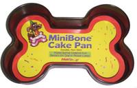 """Mini Bone"" Dog Bone Shaped Cake Pan"