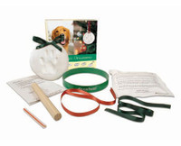 Pawprints Ornament Kit