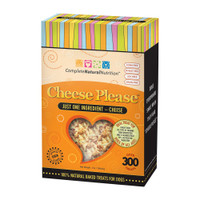 Cheese Please Dog Treats Value Box