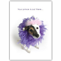 Jack Russell Friendship Card