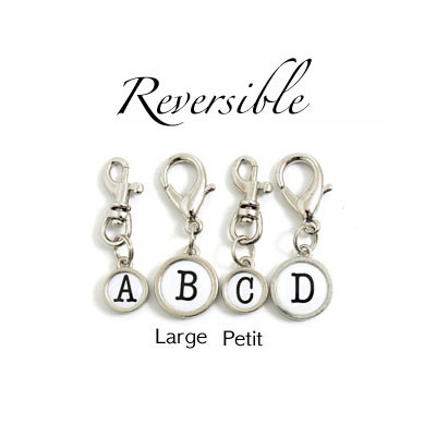 PupCHARMS! Letter Charms