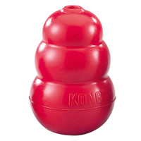 Kong Classic Hard Rubber Dental Toy
