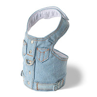 Denim Harness Vest (LAST ONE!)