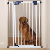 Pressure Mounted Extra Tall Pet Gate