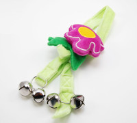 Flower Puppy Potty Training Bells