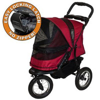 The Jogger No-Zip Pet Stroller