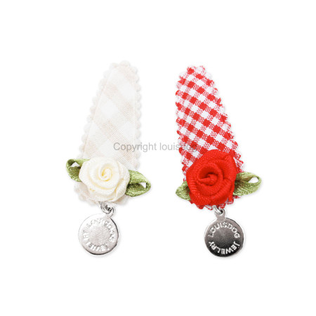 Louisdog Naomi Rose Hairpins