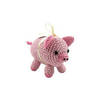 Piggy Boo Organic Toy
