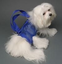Woofle n Beads Blue PuppyPurse