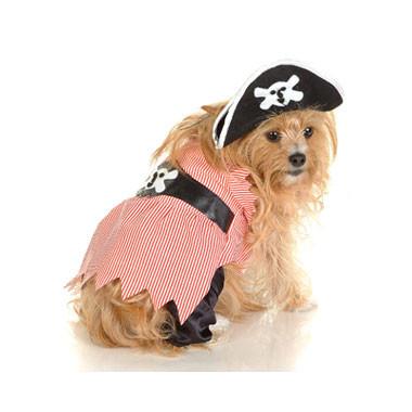 Pirate Puppy Dog Costume