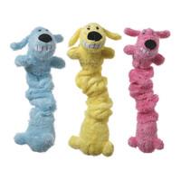 Bungee Loofa Dog Toys