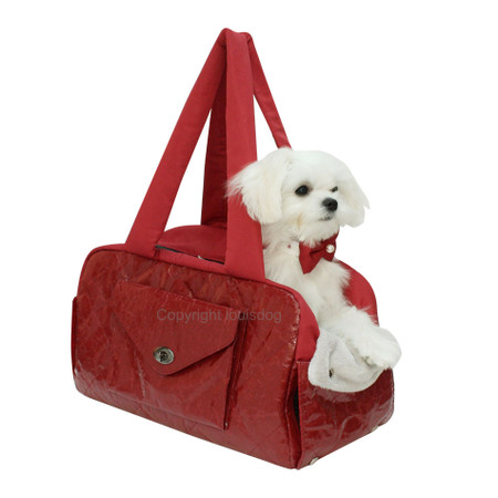 Louisdog Love Letter Dog Carrier