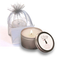 In Loving Memory Sympathy Candle