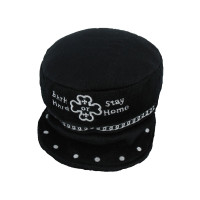 Biker Cap Dog Toy