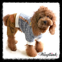 Vintage Dog All-in-One Outfit