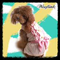Wooflink Dog All-in-One Outfit
