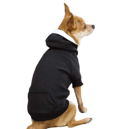 Fleece Lined Dog Hoodie