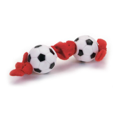 Small Soccer Ball Tug Toy