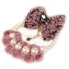 Louisdog Teddy's Jewelry Dog Necklace