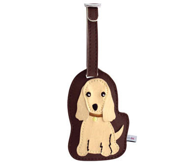 Dog Luggage Tag (Cocker Spaniel)
