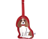 Dog Luggage Tag (King Charles)