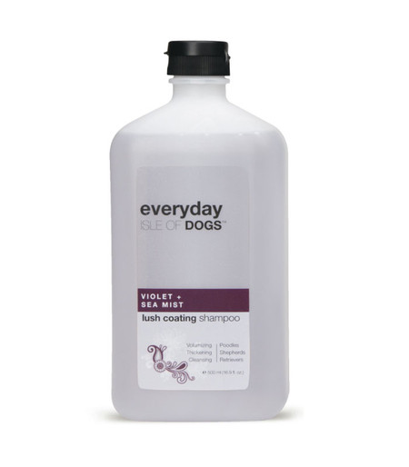 Violet + Sea Mist Lush Coating Shampoo