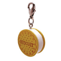 Yummy Biscuit Collar Charm