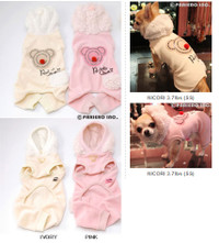 "Hooded ""C"" Bear Coveralls"