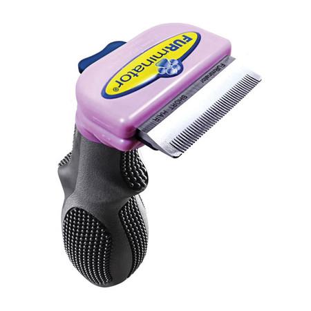 FURminator Long/Short Hair deShedding Tool for Cats