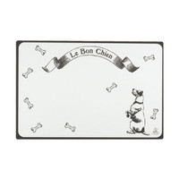 Le Bon Chien Dog Placemat
