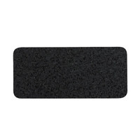 Skinny Recycled Rubber Rectangle Placemat