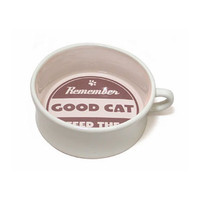 Remember Good Cat Bowl