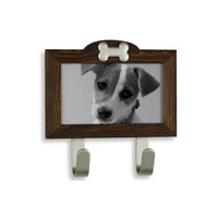 Rustic Photo Frame Wall Hook