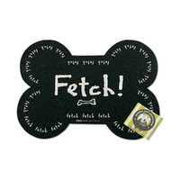Fetch Recycled Rubber Mini Placemat