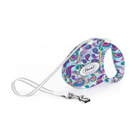 Flexi Fashion Series 'Paisley' Retractable Lead