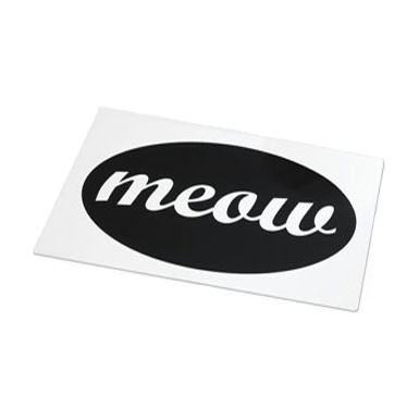 Meow Cat Placemat