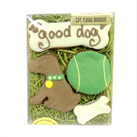 Sit, Good Doggie Boxed Dog Treats